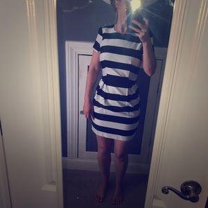 Pleated H&M dress size 4